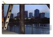 Little Rock Skyline From Junction Bridge Carry-all Pouch
