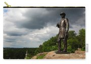 Little Round Top Hill Gettysburg Carry-all Pouch by James Brunker