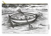 Little Rowing Boat Carry-all Pouch