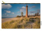 Little Sable Light Michigan Carry-all Pouch