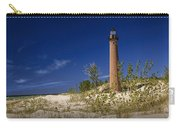 Little Sable Point Light No.0285 Carry-all Pouch