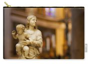 Little Statue Carry-all Pouch by Brian Jannsen