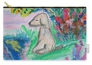 Little Sweet Pea Carry-all Pouch