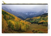 Little Meadow Of The Sublime Carry-all Pouch