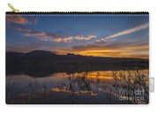Little Washoe Summer Reflections Carry-all Pouch