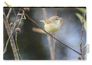 Little Yellow Bird In The Glades Carry-all Pouch