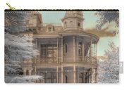 Littlefield Mansion Carry-all Pouch by Jane Linders