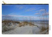 Little Talbot Sand Dunes Carry-all Pouch