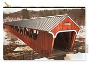 Littleton Covered Bridge Carry-all Pouch