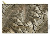 Litz Wire Abstract Carry-all Pouch