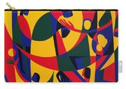 Live Adventurously Carry-all Pouch by Ron Waddams