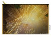 Live And Be In The Light Carry-all Pouch