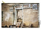 Live Bait Carry-all Pouch by Marty Koch