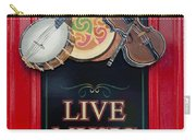Live Music Daily Carry-all Pouch