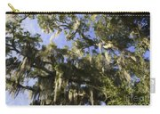 Live Oak Dripping With Spanish Moss Carry-all Pouch