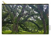 Live Oak Trees Carry-all Pouch