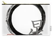 Live - Zen Enso Carry-all Pouch
