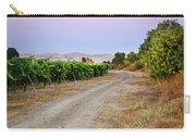 Livermore Vineyard 3 Carry-all Pouch