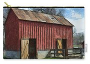 Livestock Barn Carry-all Pouch