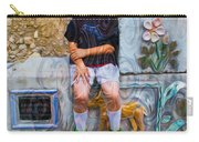 Living And Loving Art Carry-all Pouch