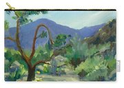 Stately Desert Tree - Spring Commeth Carry-all Pouch