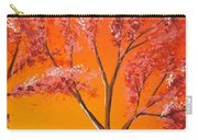 Living Loving Tree Top Right Carry-all Pouch