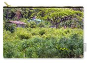 Living Off The Grid In The Waipi'o Valley Carry-all Pouch