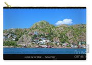 Living On The Edge -- The Battery - St. John's Nl Carry-all Pouch
