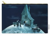 Living On The Moon Carry-all Pouch