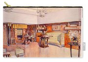 Living Room, 1905 Carry-all Pouch by Alfred Grenander