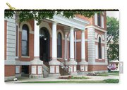 Livingston County Courthouse 05 Pontiac Il Carry-all Pouch