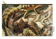 Lizard Detail II Carry-all Pouch