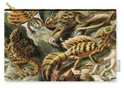 Lizards Lizards And More Lizards Carry-all Pouch