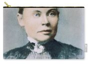Lizzie Andrew Borden (1860-1927) Carry-all Pouch