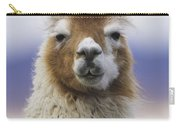 Llama In Bolivia Carry-all Pouch