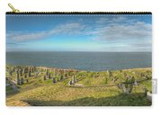 Llanbadrig Church Panorama Carry-all Pouch