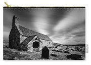 Llangelynnin Church Carry-all Pouch by Dave Bowman