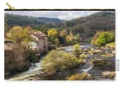 Llangollen And The River Dee Carry-all Pouch
