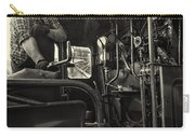 Llangollen Railroad Engineer Carry-all Pouch