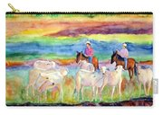 llanos Cowboys Carry-all Pouch