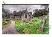 Llantysilio Church Carry-all Pouch by Adrian Evans