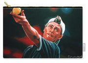 Lleyton Hewitt 2  Carry-all Pouch by Paul Meijering