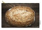 Loaf Of Multigrain Artisan Bread Carry-all Pouch