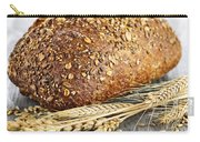 Loaf Of Multigrain Bread Carry-all Pouch by Elena Elisseeva