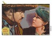 Lobby Card Viva Villa Wallace Berry Fay Wray 1934-2013 Carry-all Pouch