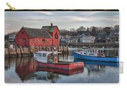 Lobster Boats At Motif 1 Carry-all Pouch