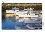 Lobster Boats - Perkins Cove -maine Carry-all Pouch