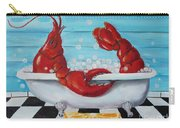 Lobster Bubble Bath Carry-all Pouch
