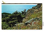 Lobster Cove Head In Gros Morne Np-nl Carry-all Pouch