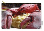 Lobster Dinner Carry-all Pouch